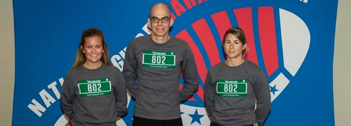 Vermont soldiers make National Guard Marathon Team
