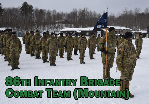 86th Infantry Brigade Combat Team (Mountain)